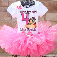 Wreck It Ralph Birthday Tutu Outfit