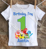 Yo Gabba Gabba Birthday Shirt