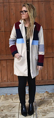 Olivia Coat - KISSUE