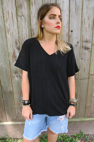 Back To Basics Top - KISSUE