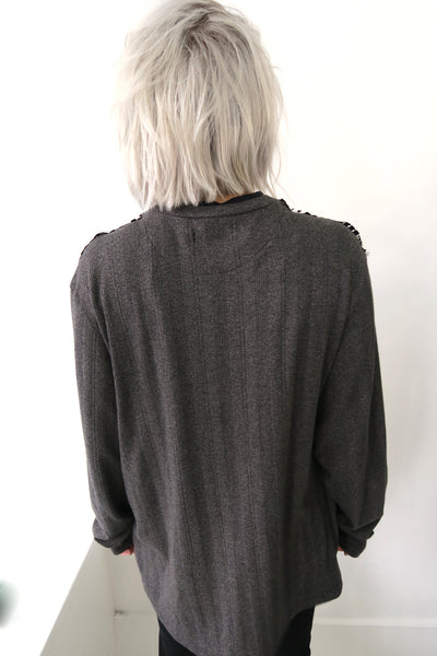 KISSUE Double Trouble Sweater
