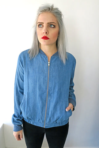 Down In Denim Jacket
