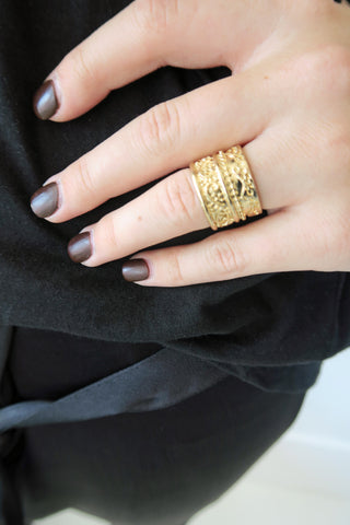 Gold Rush Ring