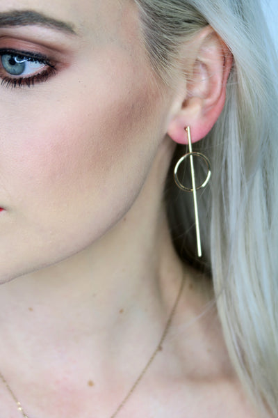 Modern AF Earrings