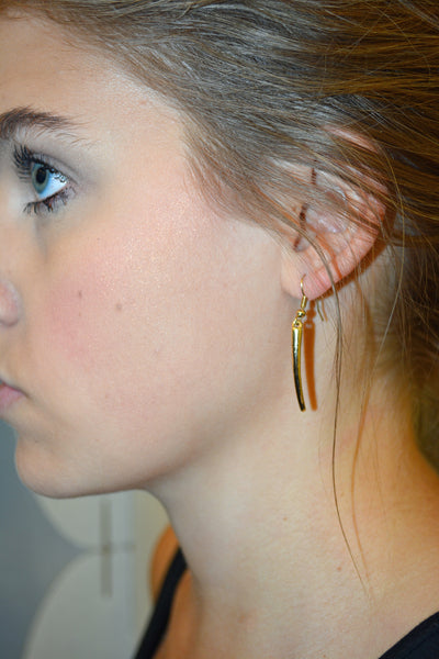 Sound The Horn Earrings - KISSUE