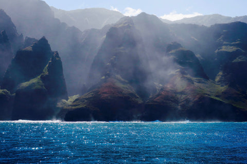 Image result for mist on the mountains