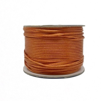 Copper - Wax Polyester Surfer Cord - 90 yd rolls