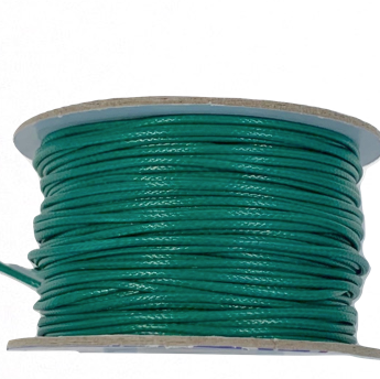 Emerald - Wax Polyester Surfer Cord - 45 or 50 yd rolls