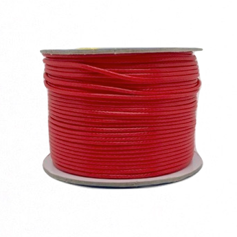 Fire Engine  - Wax Polyester Surfer Cord - 45 yd rolls