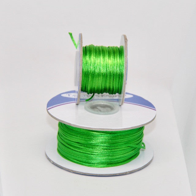Forest Green - Nylon Satin - 1MM