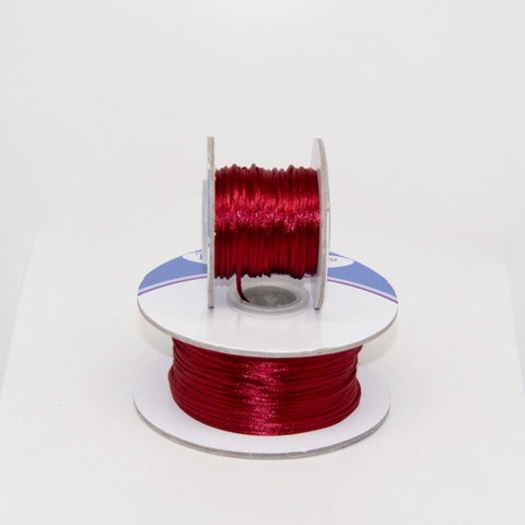 Garnet - Nylon Satin- 1MM