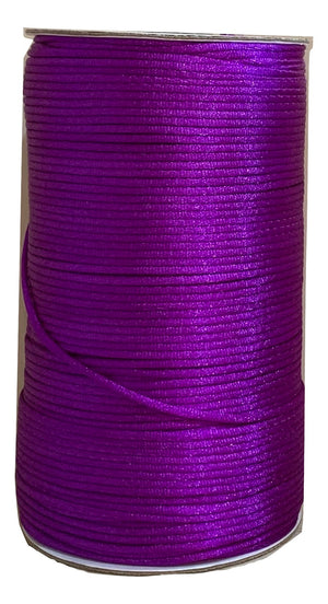 Grape - 2MM Rattail - Rolls