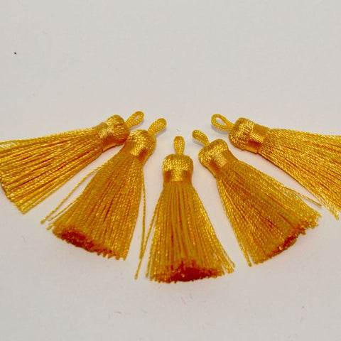 Yellow - Tassel