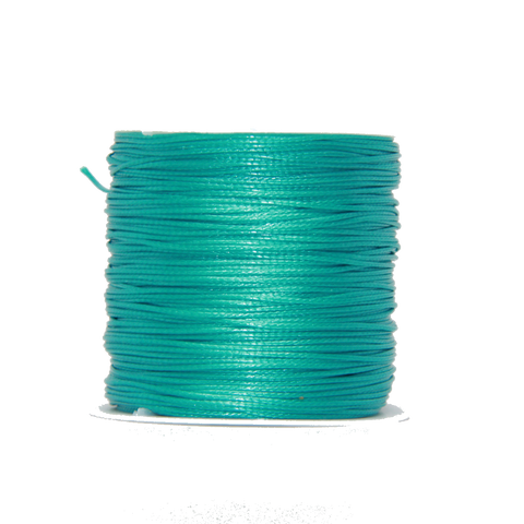 Blue Lagoon - Wax Polyester Surfer Cord - 45 or 50 yd rolls