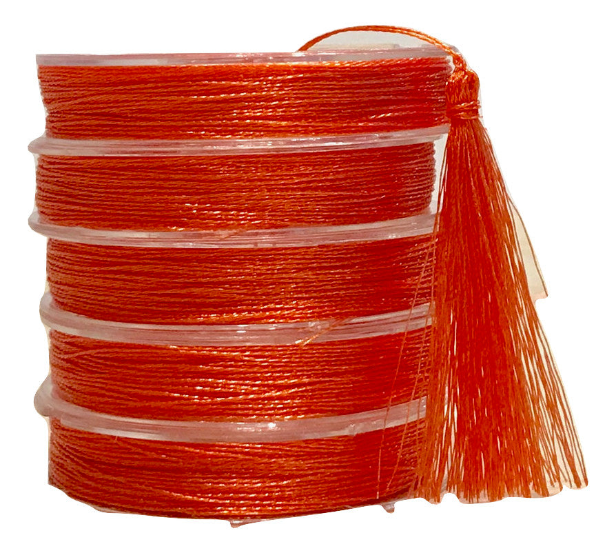 Metallic Carrot - Tassel Cord