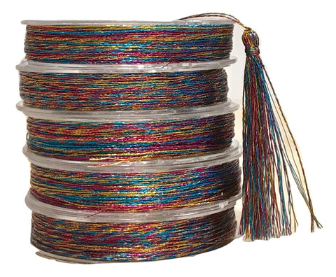 Metallic Party - Tassel Cord