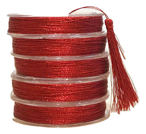 Metallic Persian  - Tassel Cord