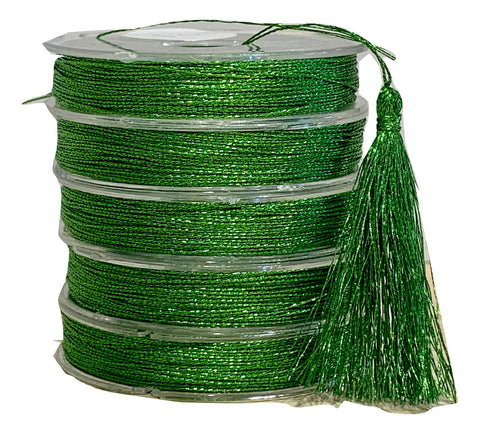 Metallic Willow  - Tassel Cord