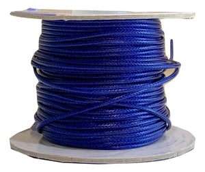Midnight Sky - Wax Polyester Surfer Cord - 45 yd rolls