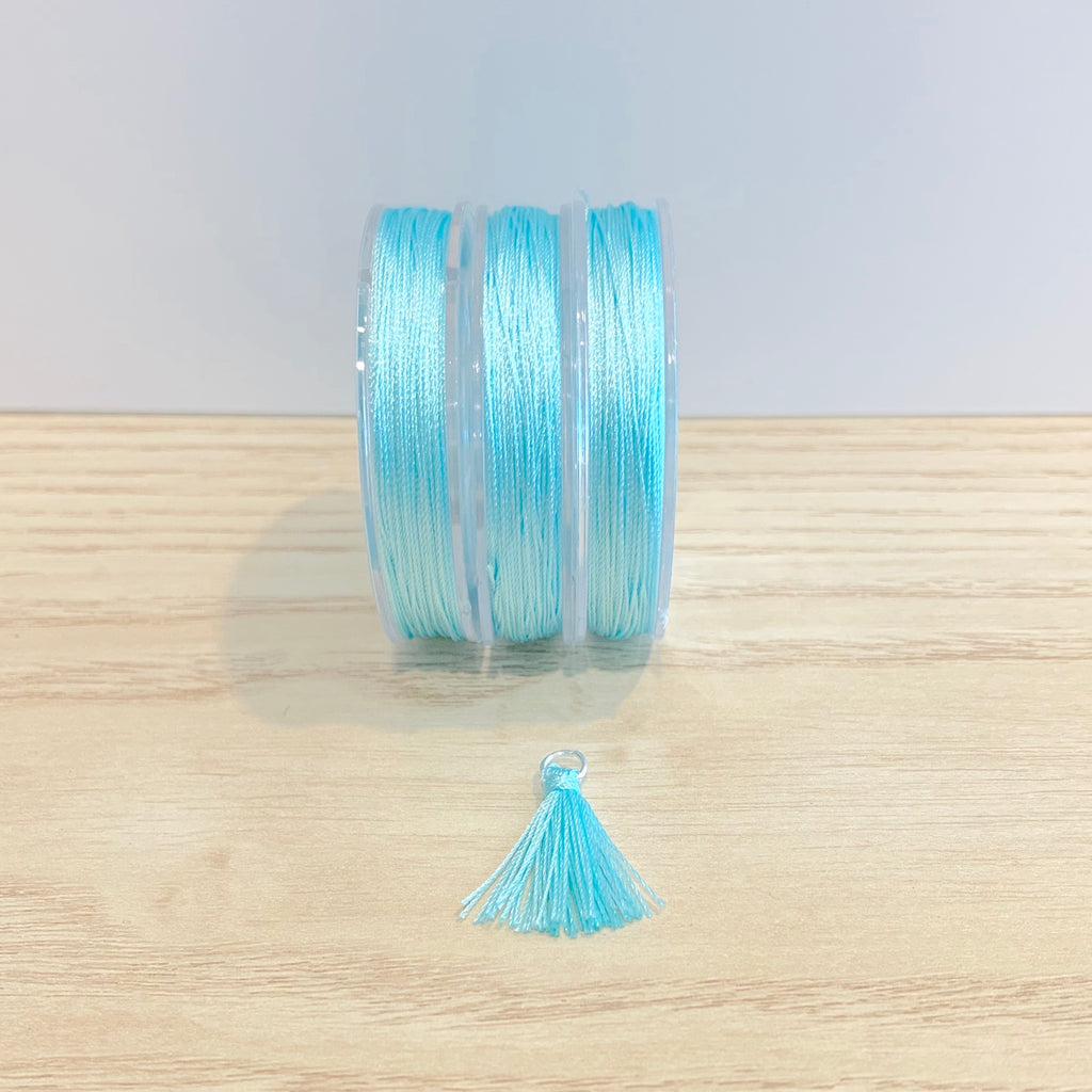 Misty Waterfall - Tassel Cord