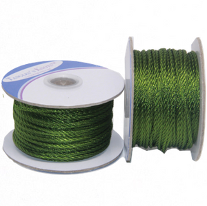 Nylon Twisted Cord - Willow - 2mm & 3mm