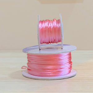 Pink - Nylon Satin - 1MM
