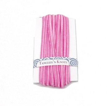 Pink - Flat Chinese Knot Cord