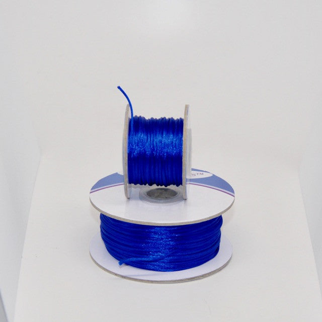 Royal Blue - Nylon Satin- 1MM