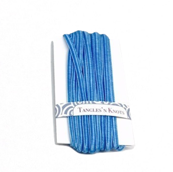 Sky Blue - Flat Chinese Knot Cord