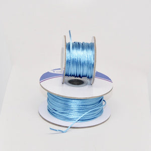 Sky Blue - Nylon Satin - 1MM