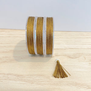 Antique Gold - Tassel Cord