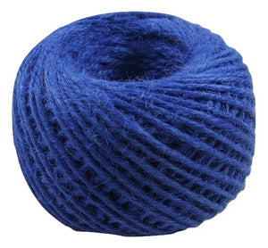 Jute - Midnight Blue:  1.5MM-2MM (50Ml)