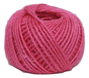 Jute - Rosy Rose:  1.5MM-2MM (50Ml)