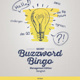 Buzzword-Bingo Management (Denglish)