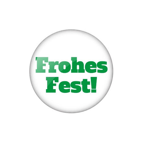 "Smalltalk Button ""Frohes Fest!"""