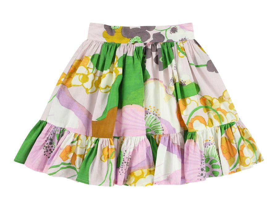 Ninja Samson Skirt Apple