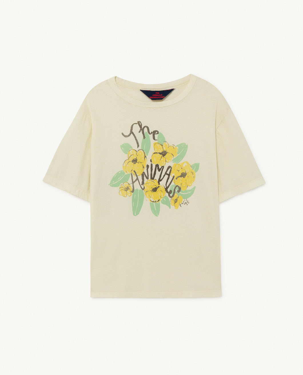 Rooster Kids Oversized T-shirt