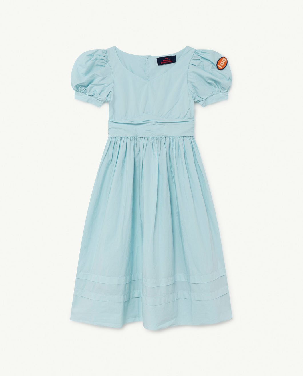 Peacock Kids Dress