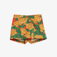 Load image into Gallery viewer, Peonies Woven Skort