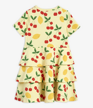 Load image into Gallery viewer, Cherry Lemonade Short Sleeve Dress