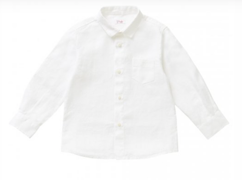 Boys Dress Shirt w/Pocket