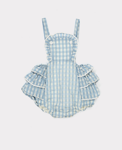 Boon Baby Woven Romper