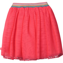 Load image into Gallery viewer, Tulle Skirt with Rainbow Patch