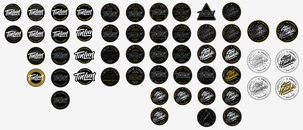 Mission Patches - process