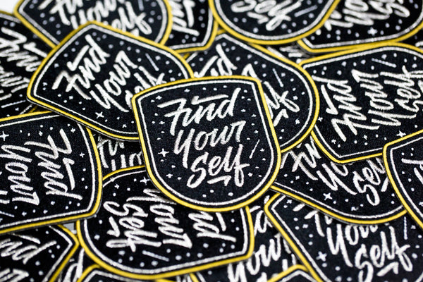 Discovery / Find Yourself Mission Patch