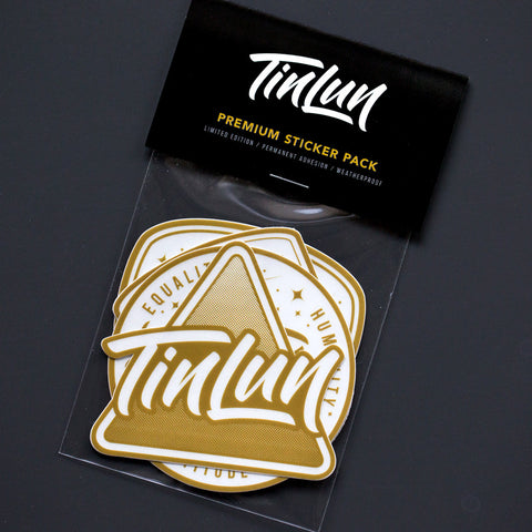 Discovery / Gold Sticker Pack