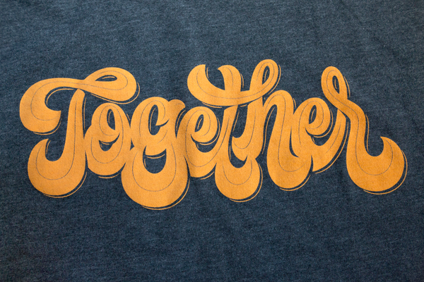 """Together"" Tragedy Relief Tee - Unisex"