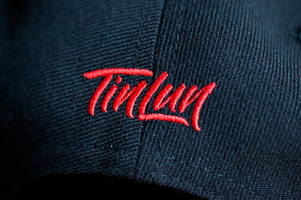 H-Town Proud Snapback - Black/Red