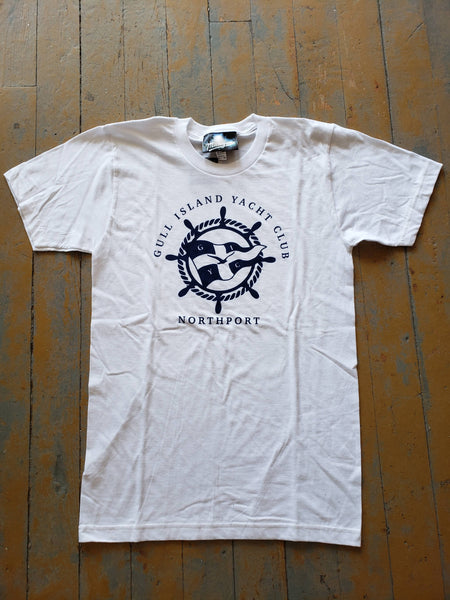 Gull Island Yacht Club - Boaters T-shirt