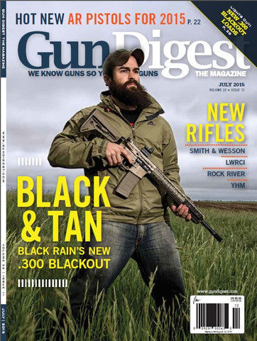 B.R.O. in Gun Digest Magazine